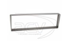 Alfa Romeo Переходная рамка ACV 281001-04 для Alfa Romeo 156/GT серебро 03-04