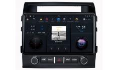Carmedia ZF-6025-DSP Головное устройство для Toyota Land Cruiser 200 (2007-15) High на Android
