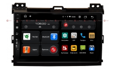 Автомагнитола для Toyota Land Cruiser Prado 120 RedPower 61182