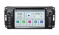 Carmedia MKD-J613-P5-8 Головное устройство для Jeep /Chrysler / Dodge 2007+ Android