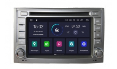 Carmedia KD-6224-P6 Головное устройство с DSP для Hyundai H1, Starex (2007-15) на Android