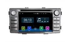 Штатная магнитола CARMEDIA KD-6230 для Toyota Hilux (2011-15) на Android 5.1