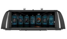 Carmedia UB-6508 Штатная магнитола для BMW 5 (F10 / F11  2011-2013 CIC) на Android