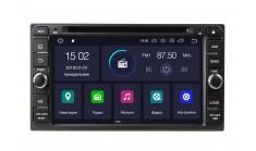 Carmedia KD-6957-P6 Головное устройство с DSP для Toyota Universal на Android