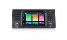 Carmedia XN-7002-P6 Головное устройство с DSP для BMW5 (1996-2003), X5 (2000-2006) на Android