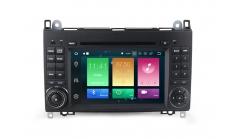 Carmedia XN-7007-P6 Головное устройство с DSP для Mercedes Benz, Vito, Viano, Sprinter, Crafter Android