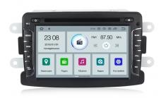 Carmedia MKD-R702-P6 Головное устройство с DSP для Renault Duster, Sandero, Logan, Lada X-Ray Android