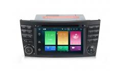 Carmedia XN-7011-P6 Головное устройство с DSP для Mercedes-Benz E-Class W211, CLS W219 на Android