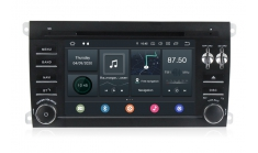 Carmedia XN-7015-P6 Головное устройство с DSP для Porsche Cayenne (2002-2010) Android