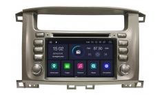 Carmedia KDO-7020 Штатная магнитола для Toyota Land Cruiser 100 (2002-08) на Android 6.0.1