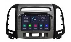 Carmedia KD-7021-P6 Головное устройство с DSP для Hyundai Santa Fe 2006-2010 на Android