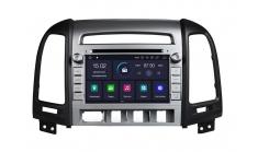 Carmedia KD-7024-P6 Головное устройство с DSP для Hyundai Santa Fe 2010-2012 на Android