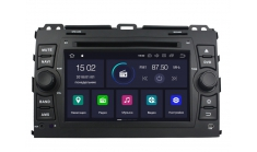 Carmedia XN-7027-P30 Головное устройство с DSP для Toyota Prado 120 на Android