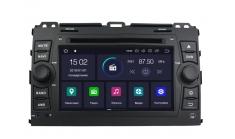 Carmedia KD-7027-P5 Головное устройство с DSP для Toyota Prado 120 на Android