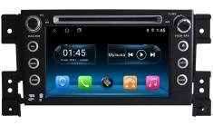 Carmedia KR-7063-S9 Головное устройство Suzuki Grand Vitara на Android