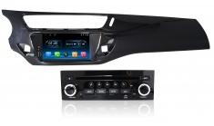 Carmedia KR-7073-S9 Головное устройство Citroen C3 2011-16 на Android
