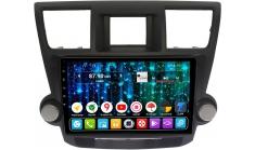 Магнитола на андроиде для Toyota Highlander 2009-2014 DAYSTAR DS-7194HB-TS9 4x64 4G-SIM