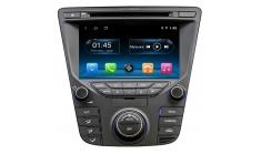 Головное устройство Hyundai i-40 высокой комплектации KR-7224-T8 на Android