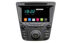 Головное устройство Hyundai i-40 высокой комплектации KR-7224-TS9 на Android