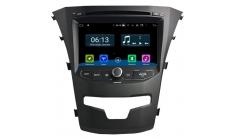 Carmedia KD-7225-P5-32 Головное устройство с DSP для Ssang Yong Actyon 2013+ на Android