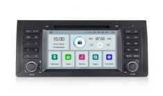 Carmedia MKD-B739-P30 Головное устройство для BMW5 (1996-2003), X5 (2000-2006) на Android