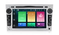 Carmedia MKD-7408s-P6N Головное устройство для Opel Astra H, Vectra C, Corsa D, Antara, Vivaro, Meriva, Zafira на Android