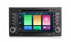 Carmedia XN-7510-P6 Головное устройство с DSP для Audi A4/RS4/S4 (2000-08) на Android