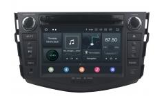 Carmedia XN-7606-P6 Головное устройство с DSP для Toyota RAV-4 (2007-12) на Android