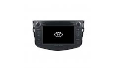 Carmedia KD-7606-P6 Головное устройство с DSP для Toyota RAV-4 (2007-12) на Android