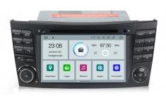 Carmedia MKD-M788-P6 Головное устройство с DSP для Mercedes-Benz E-Class W211, CLS W219 на Android