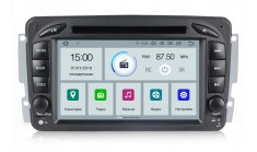 Carmedia MKD-M789-P30 Головное устройство с DSP для Mercedes Benz, Vito, Viano, C-classe, G-classe, CLK Android