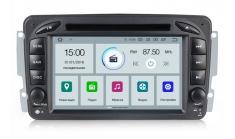 Carmedia MKD-M789-P30-8 Головное устройство с DSP для Mercedes Benz, Vito, Viano, C-classe, G-classe, CLK Android