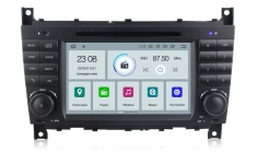 Carmedia MKD-M790-P6 Головное устройство с DSP для Mercedes-Benz C-класс W203, G-класс W463 на Android