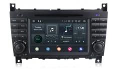 Carmedia XN-M790-P30 Головное устройство с DSP для Mercedes-Benz C-класс W203, G-класс W463 на Android
