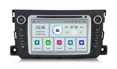 Carmedia MKD-M794-P6 Головное устройство с DSP для Mercedes-Benz Smart ForTwo, ForFour 2011-14 на Android