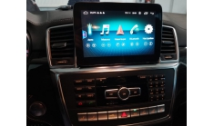 Carmedia XN-M8002 штатная магнитола для Mercedes GLS, GLE (2016-18) Android