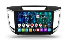 Магнитола на андроиде для Hyundai Creta DAYSTAR DS-8004HB-TS9 4x64 4G-SIM