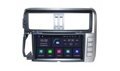 Carmedia KD-8015-P6 Головное устройство с DSP для Toyota Prado 150 (2009-12) на Android