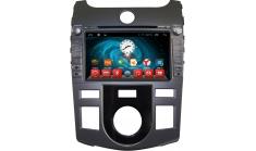 Головное устройство дла KIA Cerato 2009-12 на Android 6.0.1 CARMEDIA QR-8021 (климат)