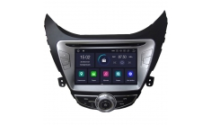 Carmedia KD-8028-P6 Головное устройство с DSP для Hyundai Elantra (2011-13) на Android