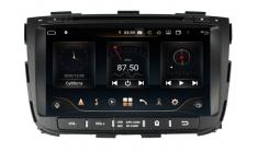 Carmedia KD-8050-P5-4G Головное устройство с DSP для KIA Sorento 2013+ на Android