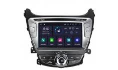 Carmedia KD-8054-P5 Головное устройство с DSP для Hyundai Elantra 2013+ на Android