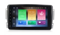 Carmedia MKD-M807-P6N Головное устройство для Mercedes Benz, Vito, Viano, C-classe, G-classe, CLK Android