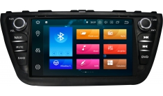 Carmedia KD-8073-P6 Головное устройство с DSP для Suzuki SX-4 2013+ на Android