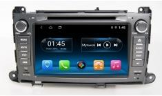 CARMEDIA KR-8086-DSP Головное устройство для Toyota Sienna 2011+ на Android