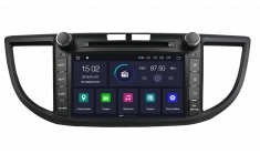 Carmedia KD-8097-P6 Головное устройство с DSP для Honda CR-V 2012+ на Android