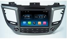 Головное устройство Carmedia QR-8101 для Hyundai IX-35, Tucson Android 6.0.1