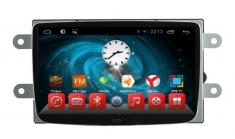 CARMEDIA QR-8113-T8 Головное устройство для Renault Duster на Android