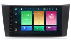Carmedia MKD-M811-P4N Головное устройство для Mercedes-Benz E-Class W211, CLS W219 на Android