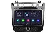 Carmedia KD-8122-P6 Головное устройство с DSP для Volkswagen Touareg (2015+) на Android